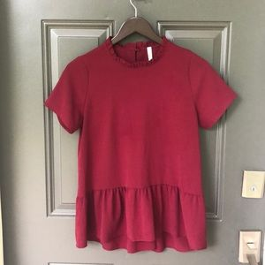 Women's orange creek blouse